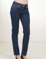 Marc Lauge jeans normal fit blå 93