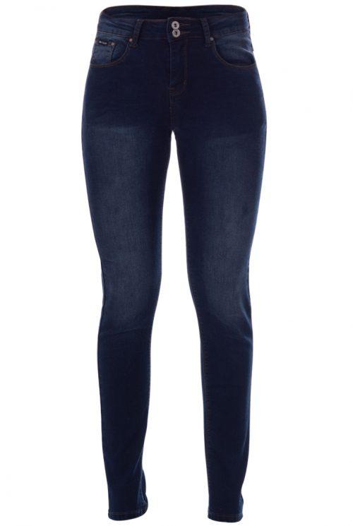 Marc Lauge Jeans 2923 merry blå 86 cm