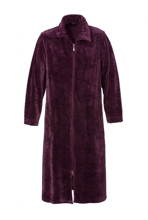 Trofé housecoat 48204 blå