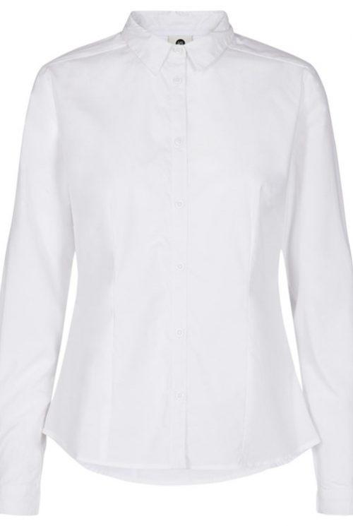 Peppercorn skjorte 4180724 hvid