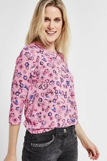 Cecil T-shirt 313079 lyserød
