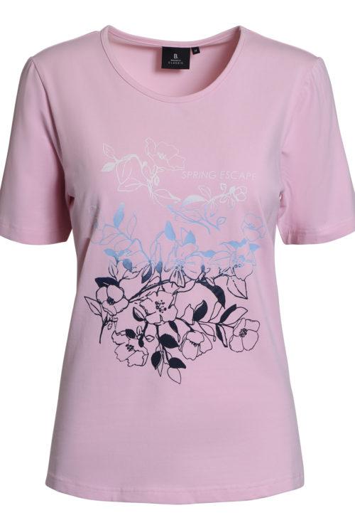Brandtex 206262 t-shirt lyserød