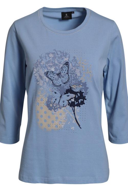 Brandtex T-shirt 206309 blå