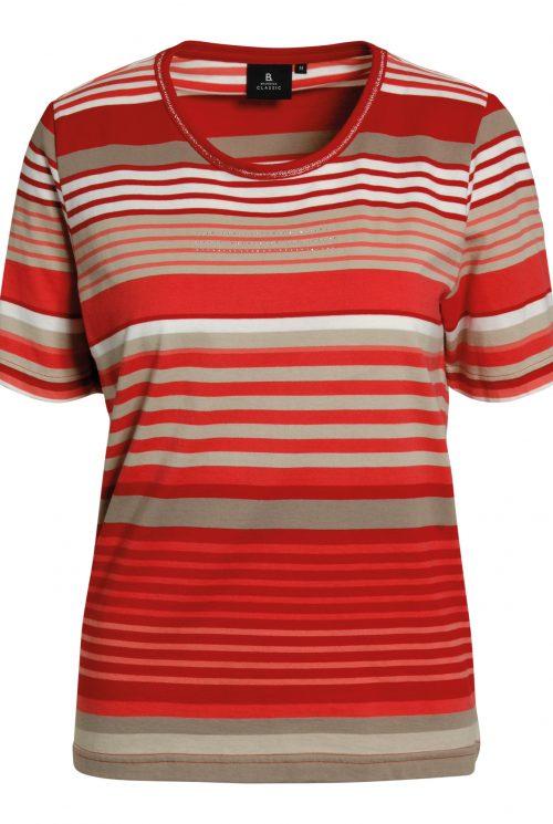 Brandtex T-shirt 206416 rød