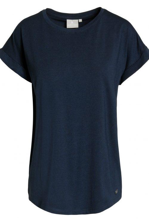 Brandtex T-shirt 206476 marine blå
