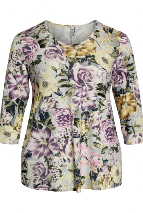 Ciso T-shirt 206616 lavendel