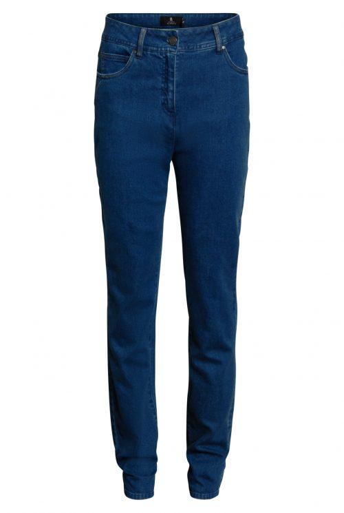 Brandtex jeans 207152 blå