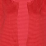 ZE-ZE cardigan 5201074 rød/orange