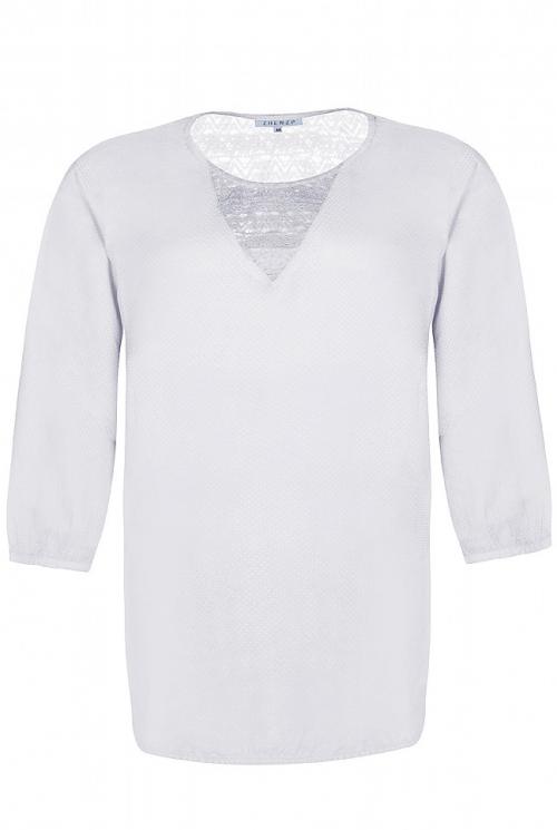 Zhenzi t-shirt 2401446 hvid