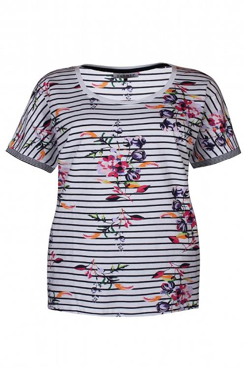 Zhenzi T-shirt 2403605 hvid