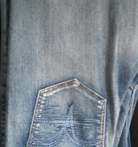 Marc Lauge Jeans Maxon lys blå