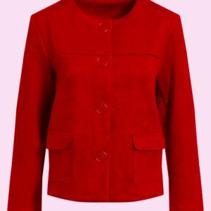 Signature blazer 211186 rød